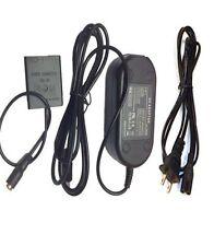 AC-LS5 AC Adapter + DK-1N DC Coupler for Sony DSC-T99 T110 TX10 WX7 WX50 W390
