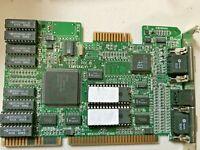 RARE VINTAGE ATI VGA WONDER XL ATI 28800-5 1 MEG ISA VGA CARD FCC EXMVGAXLV1 USA