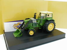 """Schuco 07678 - John Deere 3120 mit Lader Bj. 1969 - 1972 """" grün / gelb """" 1:32"""