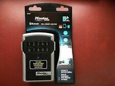 Master Lock Lock Box, Electronic Wall Mount Key Safe
