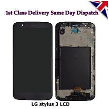 GENUINE LG STYLUS 3 M400 REPLACEMENT SCREEN FRAME DISPLAY LCD Uk Seller