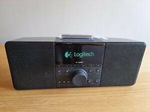Logitech squeezebox Boom Internet Radio Boxed Network digital music streamer