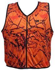 Blaze Orange (Camo) Hunting Clothing