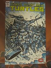 TEENAGE MUTANT NINJA TURTLES 71 hockey cover variant MONTREAL CANADIANS NM+ 9.6