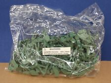 Bag of 144 40MM Army Playset Soldiers 1980s NOS