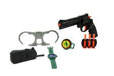 XL Spielzeug Polizei Basic-Set Pfeil Pistole Handschellen Handy Fasching NEU