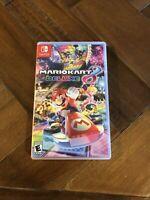 Mario Kart 8 Deluxe Nintendo Switch Game COMPLETE