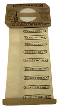 Genuine Filter Bag Style U Electrolux Upright Sweeper Vintage Brown