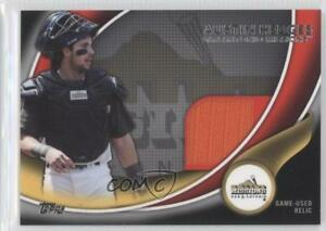 2014 Topps Pro Debut Duds Silver /25 Austin Hedges #DD-AH
