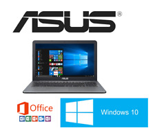 ORDENADOR PORTATIL TELETRABAJO ASUS INTEL 4GB 500GB WINDOWS10+OFFICE+ANTIVIRUS