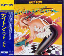 DAYTON-HOT FUN-JAPAN MINI LP CD G35