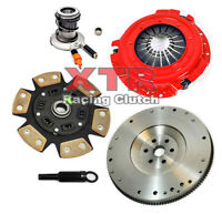 Clutch Kit With Valeo Disc works with Ford Mustang Gt Svt Cobra Lx Sedan Convertile Hatchback Coupe 2-Door 1986-1//2001 4.6L V8 5.0L V8