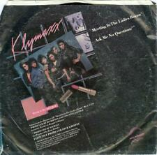 Klymaxx MEETING IN THE LADIES ROOM / ASK ME NO QUESTIONS Constellation  45rpm