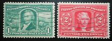 U.S.Stamps:Scott#323,#324, 1c, 2c,  The Louisiana Purchase Exposition of 1904