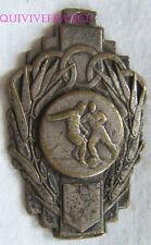 BG6297 - MEDAILLETTE ASC BNP  FOOTBALL 1979