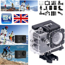 Motor Bike Motor Cycle Action Helmet Sports Camera DV Cam HD 1080P For Gopro UK