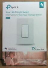 NEW OPEN BOX TP-Link HS200 Smart Wi-Fi Light Switch Single Pole White $53
