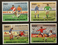 Stamp / Stamp Niger - Yvert and Tellier Aerial N°329 IN 332 Obl (Cyn16)