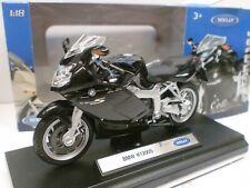 WELLY 1/18 - MOTO BMW K 1200 S