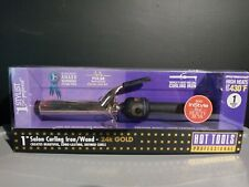 """New listing Hot Tools 1181 1"""" 24K Gold Curling Iron"""