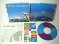 Blur The Great Escape Japan CD TOCP-8633 w/Obi