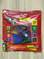 New & Sealed! Rubik's Briks - Solar System - 225 Tiles Puzzle, Level 8, Ages 12+