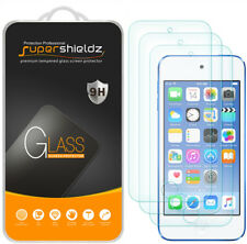 3X Supershieldz for Apple iPod Touch 7 7th Tempered Glass Screen Protector
