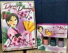 Dare To Dream From Disney, Orly & Mulan