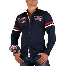 Carisma Herren-Freizeithemden & -Shirts aus Baumwollmischung