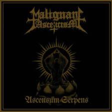 "MALIGNANT ASCETICISM - ASCENSUM SERPENS - 7""EP - BLACK METAL"