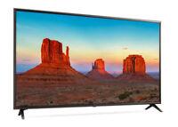 "LG 65UK6300PUE 65""-Class 4K HDR Smart LED AI UHD TV w/ThinQ BRAND NEW"