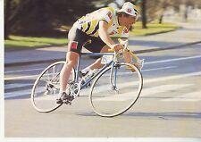CYCLISME carte cycliste THIERRY MARIE équipe SYSTEME U GITANE