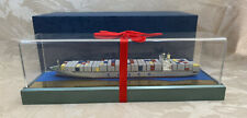 More details for cosco containers m.v model ship - commemoration -april 2002 in acrylic case