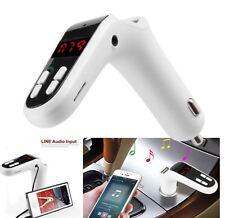 Voiture Kit main libre  MP3 Lecteur Sans Fil Radio FM Transmetteur USB SD MMC