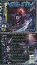 Empires Of Eden - Channelling The Infinite +1 Japan CD+obi, Power Metal,UDO,Riot