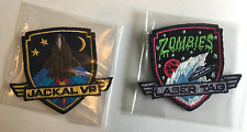 RARE COD XP Patch set Zombies Laser Tag & Jackal VR Call of Duty 2016 PS4