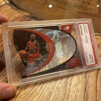1997 SPX #5 Michael Jordan Chicago Bulls PSA 9 LOW POP