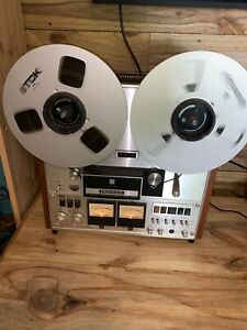 Pioneer RT-1020L Reel To Reel 4 Channel Tape Recorder  A BEAUTY