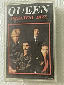 Queen - Greatest Hits - Cassette Tape Album