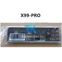 I/O SHIELD back plate BLENDE BRACKET for ASUS X99-PRO