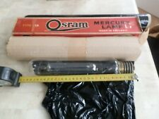 Osram Vintage old retro  filament light bulb valve screw