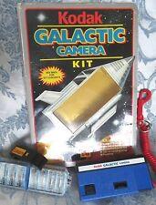 Very RARE Kodak Galactic 110 Camera Kit Vintage 1980's