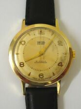 Smiths Everest 9ct Gold Manual Wind Wrist Watch - £495
