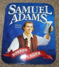 SAMUEL ADAMS Rectangle boston lager sam Sticker craft beer brewery brewing