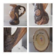 Sculpture pichet cruche céramique faïence CERART Monaco C56 model Pop Art N137