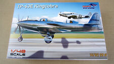 Bell TP-63E Kingcobra Two Seat (PE parts, mask)   1/48 Dora Wings # 48003