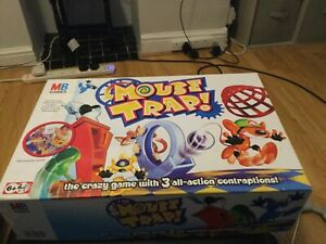 MB GAMES Mouse Trap Game (2006) (Game piece missing)