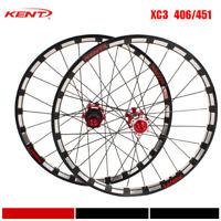 406/451 Folding Road Bike Wheels Straight Pull Hub Wheelset Bearing Rim 8/9/10s