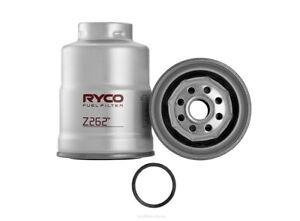 Ryco Fuel Filter Z262 fits Daihatsu Rocky Hard Top 2.8 D, 2.8 TD