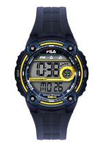 FILA ACTIVE 38-095-002 Uhr Armbanduhr Sport Uhren Jogging Fitness Gelb Unisex